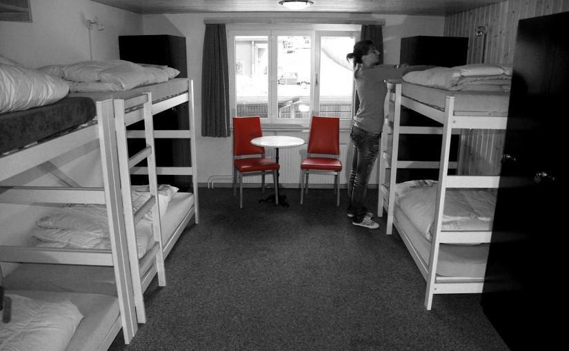 donde dormir albergue interrail