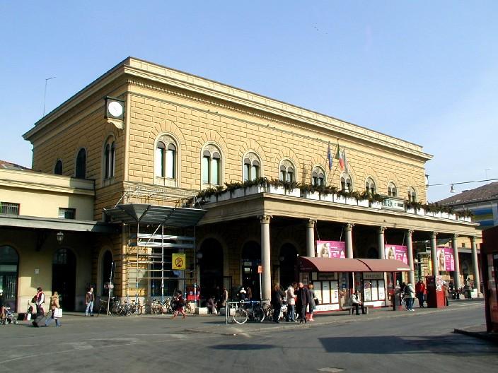 estacion trenes bolonia bologna