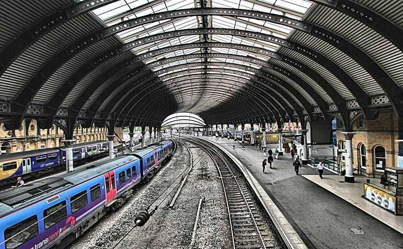 estaciones de trenes